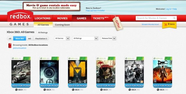 Xbox One day one is almost upon us, and we've had a blast working with their top-notch team to build the best Redbox Instant by Verizon experience for movie lovers. We built the app from the ground up to take advantage of the latest advances in user interface innovations made possible by the new.