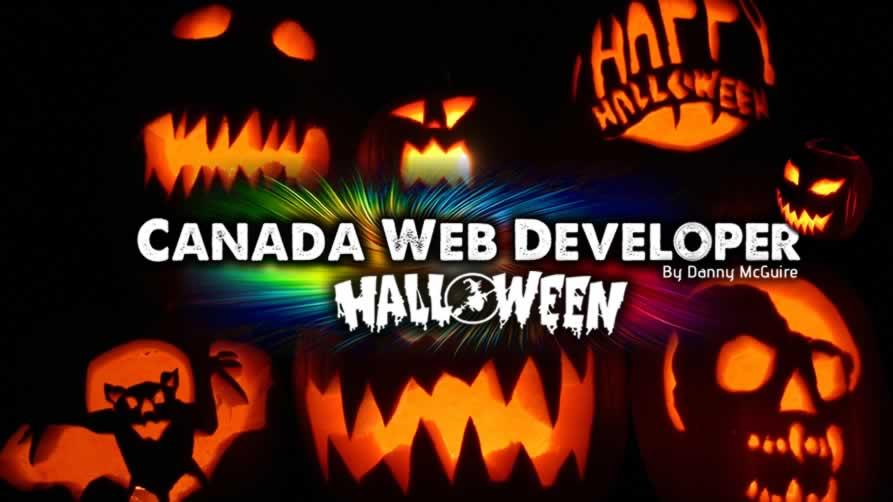happy halloween from canada web developer canada web developer web halloween decorating ideas canada halloween decoration